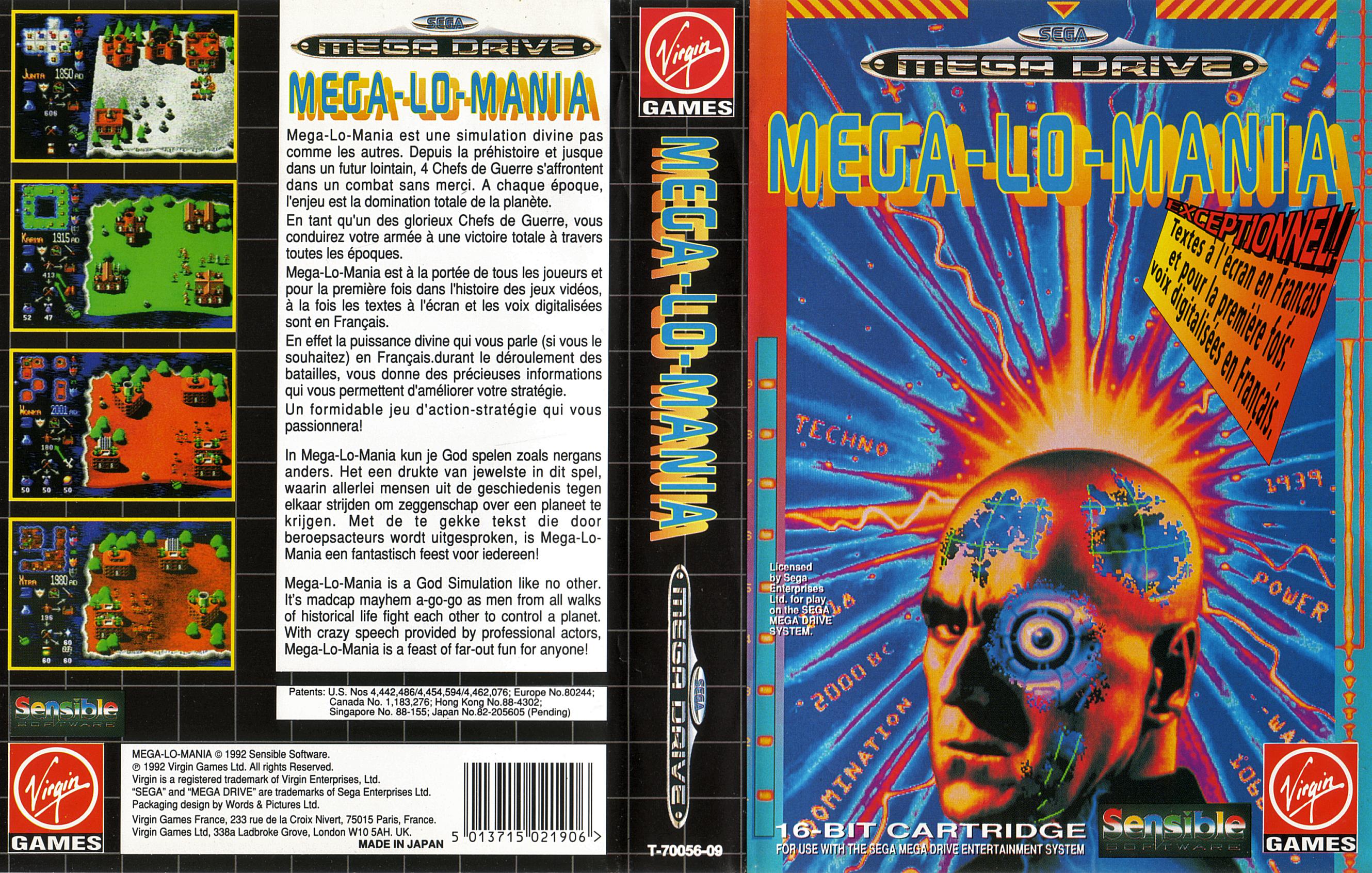 MEGA LO MANIA